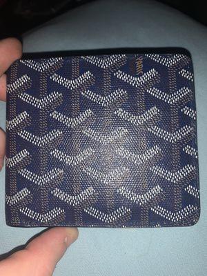Goyard wallet for Sale in Watauga, TX