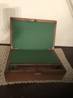 Antique Writing Lap Box for Sale in Centreville, VA