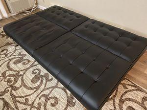 Black couch sofa for Sale in Los Altos, CA