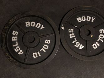 45lb Plates (pair) for Sale in Chicago,  IL