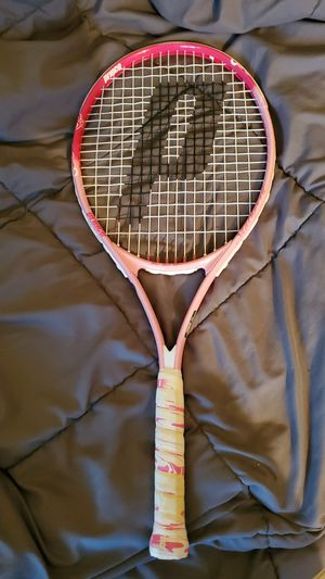 Never used girls prince tennis racket for Sale in Artesia, CA