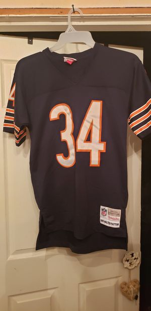 Mitchell & Ness Walter Payton jersey size small for Sale in West Paducah, KY