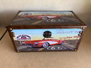 Route66 corvette trunk storage box for Sale in Ontario, CA
