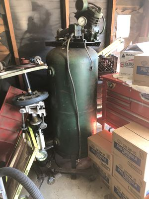 Compressor tank only for Sale in Chicago, IL