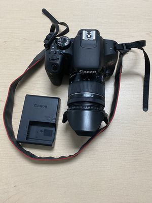 Canon T7i camera for Sale in Chandler, AZ
