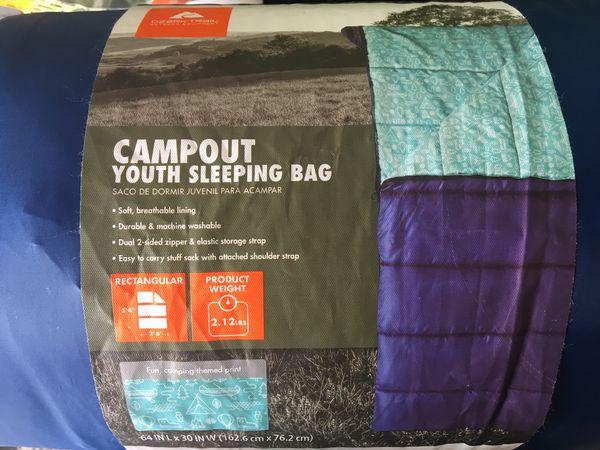Ozark Trail Youth Sleeping Bag