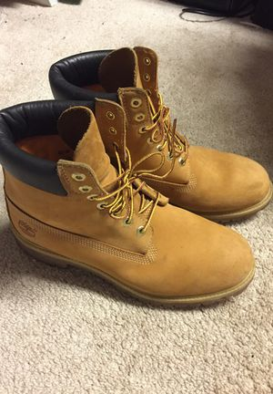 Timberland men's boots size 10.5 for Sale in Burke, VA