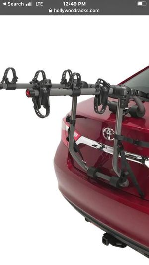 2 bicycle bike rack for Sale in Hickman, CA