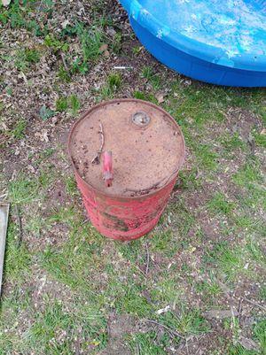 Metal barrel for Sale in Atchison, KS