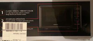 Farberware 700 watts black microwave for Sale in NJ, US