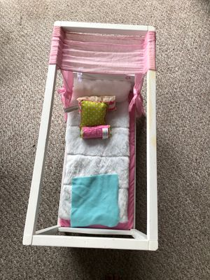 American girl doll bed for Sale in Arlington, WA