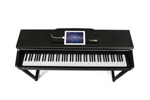The ONE Music GroONE Smart Piano, Weighted 88-Key Digital Piano for Sale in Sharonville, OH