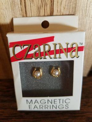 Czarina Magnetic Earrings for Sale in Hubbard, OR