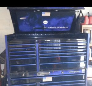Snap on black knight edition tool box for Sale in Seminole, FL