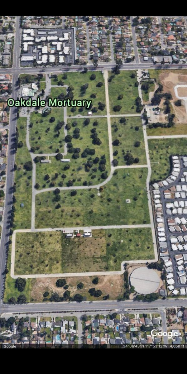 Oakdale Memorial Park in Glendora  2 cemetery plots for Sale in Glendora,  CA - OfferUp