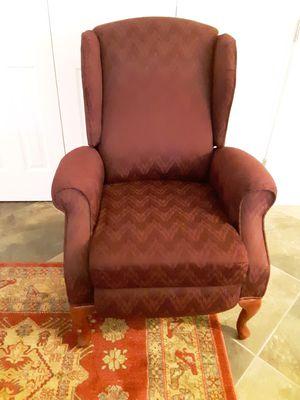 Wingback recliner for Sale in Phoenix, AZ