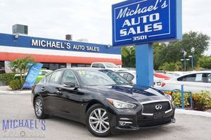 2015 INFINITI Q50 for Sale in Miramar, FL