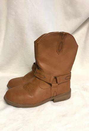 Girls cowboy boots size 12 for Sale in Bloomington, CA