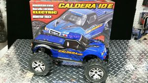 Brushless electric RC monster trucks with lithium battery for Sale in Los Angeles, CA
