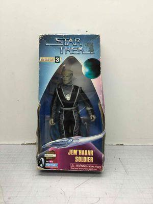 Star Trek Deep Space Nine Jem'hadar Soldier Toy for Sale in San Jose, CA