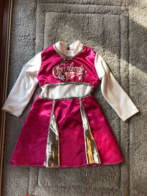 Cheerleader costume (size 4-5) for Sale in Seal Beach, CA