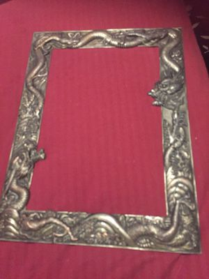 Antique frame, doll house wood!, barbies galore 2$ each, end table 12$, baby Bjorne Cartier 12$, lamp 20$ for Sale in Tampa, FL