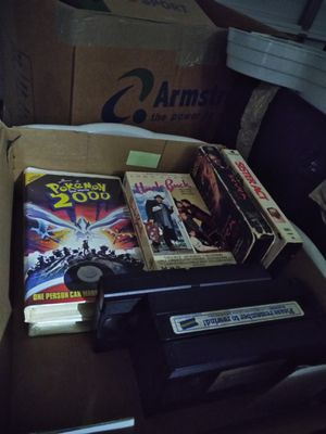 Cassette players movies for Sale in Houston, TX