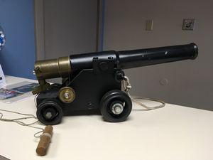 Salute Cannon, 10ga black powder, breech loading for Sale in Tacoma, WA