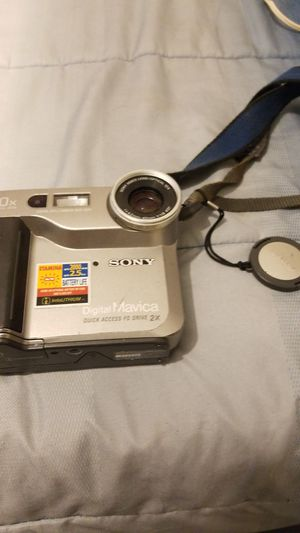Sony Digital Mavica Camera MVC-FD71 for Sale in Austin, TX