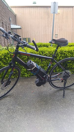 Great buy Cannondale So systemintegration quick electric bike for Sale in Oakland, CA