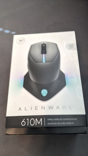 Alienware Wired / Wireless Gaming Mouse AW610M 16000 DPI for Sale in Newark, CA
