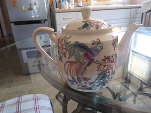 Antique toyo Macau teapot for Sale in Belleville, NJ