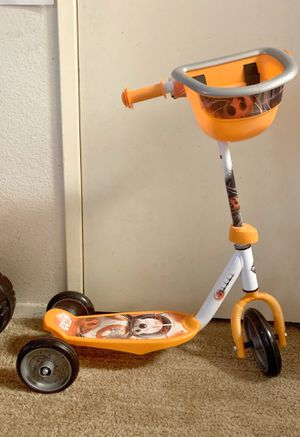 BB8 toddler scooter for Sale in Brea, CA