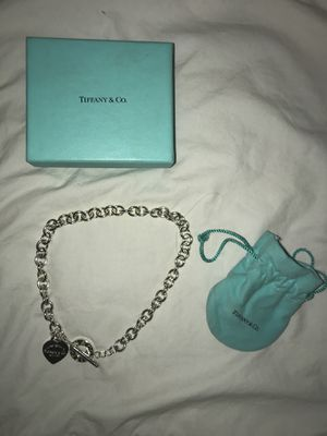 Tiffany Necklace for Sale in Tampa, FL