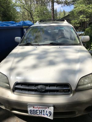 2002 Subaru Outback LLBean for Sale in Auberry, CA
