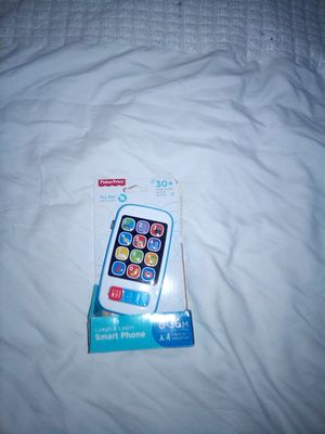 Fisher Price smart phone new for Sale in Phoenix, AZ
