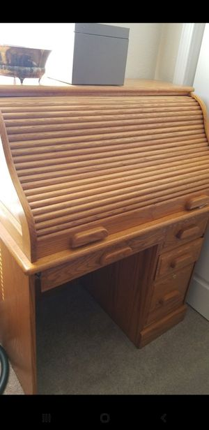 Free Roll Top Desk for Sale in Vancouver, WA