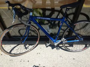 Cannondale Racing Bike 46cm for Sale in Chicago, IL