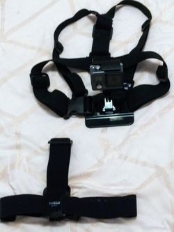 GoPro Hero HD Waterproof Action Camera  With Accessories for Sale in Norfolk,  VA