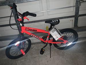 """X-Games 18"""" BMX Boy's Bike, Neon Orange for Sale in Sanford, FL"""