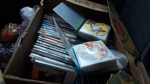 Box of dvd's for Sale in Portland, OR