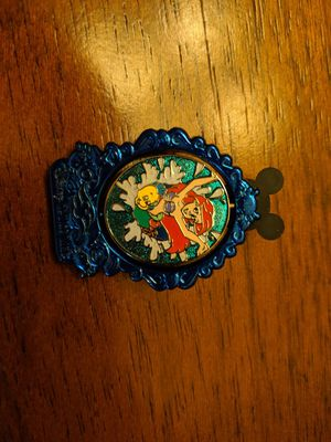 Disney Cruise line Little mermaid spinner pin for Sale in Glendale, AZ