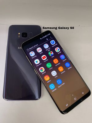 Unlocked Samsung Galaxy S8 for Sale in Chicago, IL