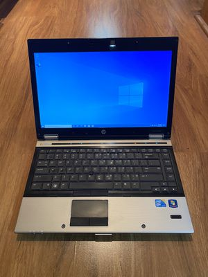 HP EliteBook 8440p core i7 8GB Ram 500GB Hard Drive 14.1 inch HD Screen Laptop with charger in Excellent Working condition!!! for Sale in Aurora, IL