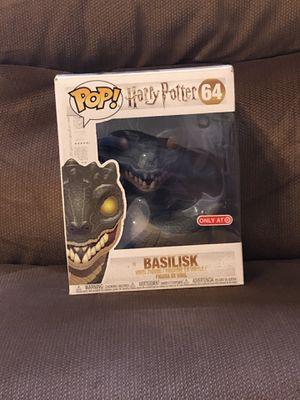 Funko Pop Harry Potter Basillisk for Sale in Ontario, CA