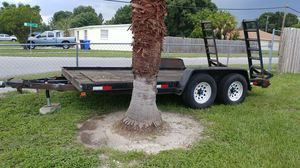 2006 Quality Heavy Duty Trailer for Sale in Riverview, FL