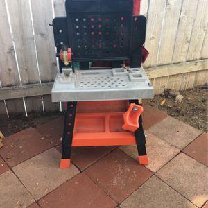 Kids Tool Bench for Sale in El Cajon, CA
