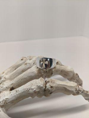 Men's Cutout Cross Ring for Sale in Longview, TX