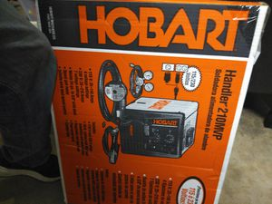 Hobart welder 210 for Sale in DW GDNS, TX