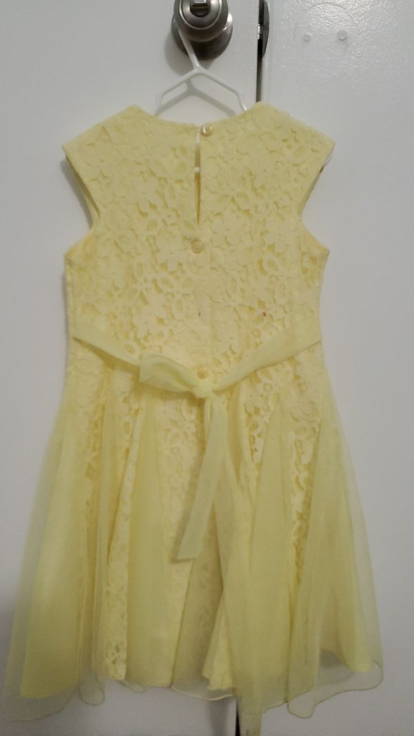 Toldder girl dress size 5